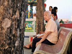 PP street Frau Bank Thai P20-20-colw +9Fotos