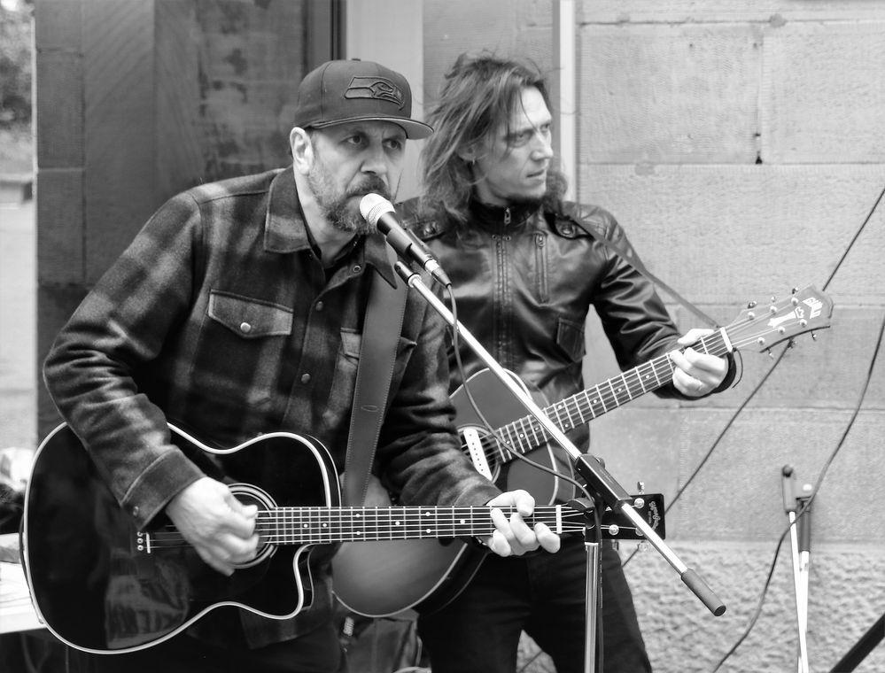 PP street music Dr.J Duo Ca-19-802-sw