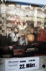 PP street Plakat Spiegelung HISS S-J5