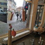 PP street Schau fenster Figuren FR P20-19-col