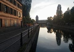 PP sunset am Kanal