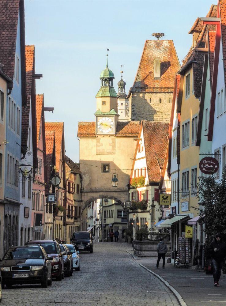 PP Tor Altstadt Lum-19-col und SW !!