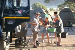PP Zeltcamping Namibia A-Ca-12-col +3Fotos +text