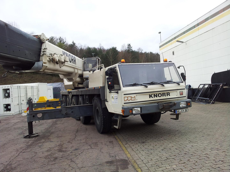 PPM , ATT 1300 Mobilkran