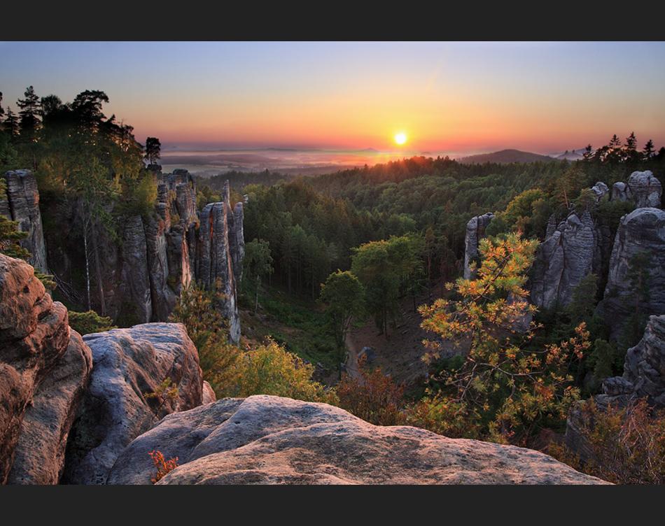 Prachovské skalý