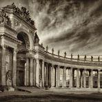 Prachtbauten der Antike - Potsdam -