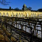 Prachtbauten in Sanssouci