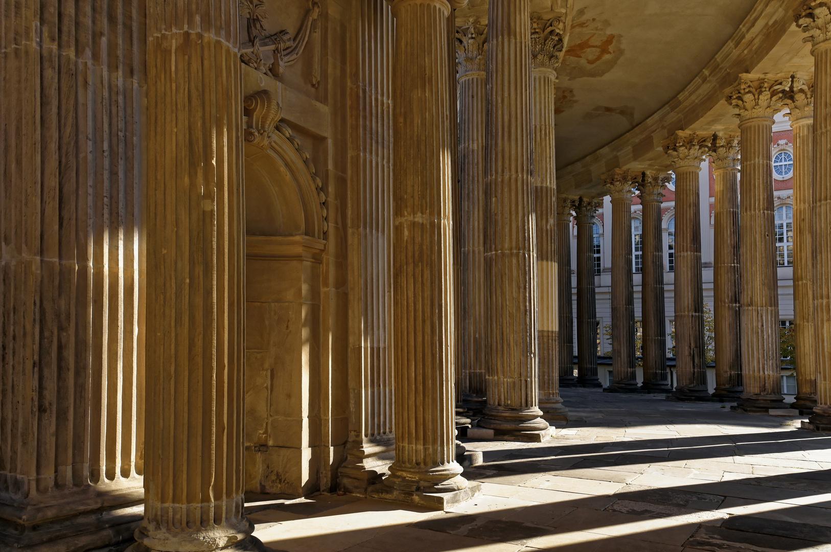 Prachtbauten- Kolonaden - Potsdam -