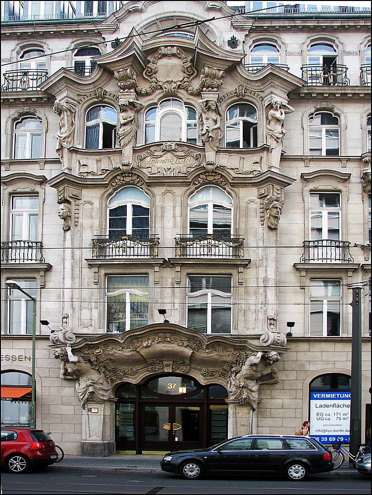 Prachtfassade