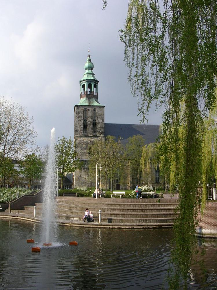 Prägendes Bauwerk in Nordhorn