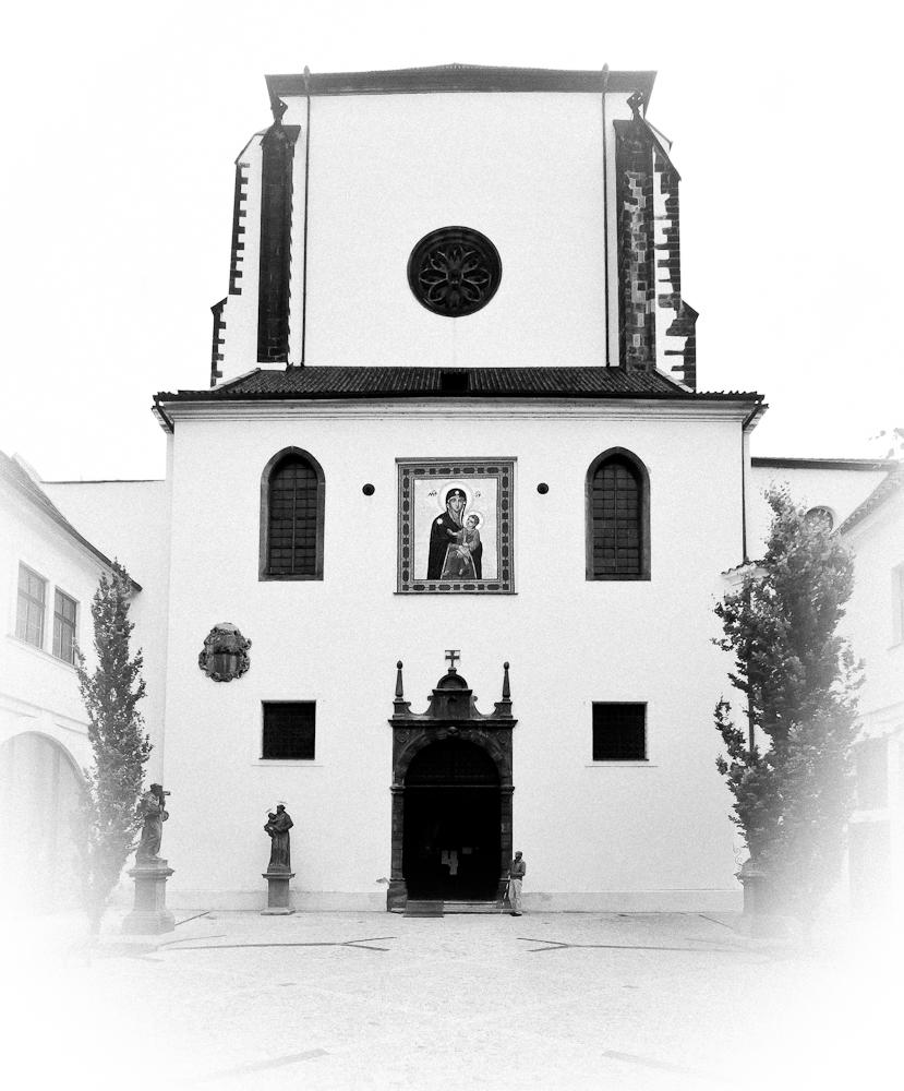 Prag... #007 - St. Maria Schnee