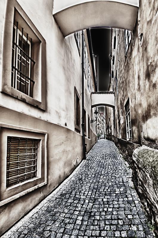 Prag... #031 - Hradschin - der Aufstieg