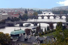 Prag - an der Moldau