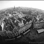 Prag aus der Fischadler-Perspektive