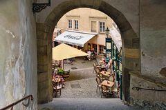 PRAG - Bierpause -