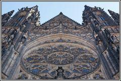 Prag, die Goldene Stadt 17, Veitsdom 1