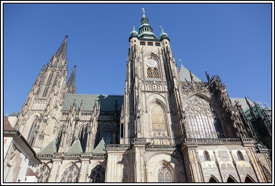 Prag, die Goldene Stadt 18, Veitsdom 2