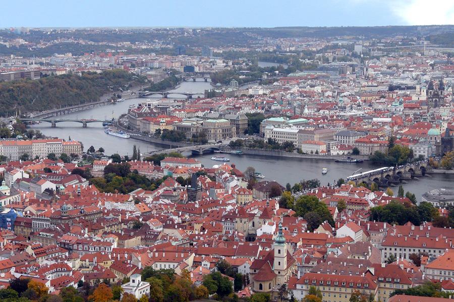 Prag - die goldene Stadt -