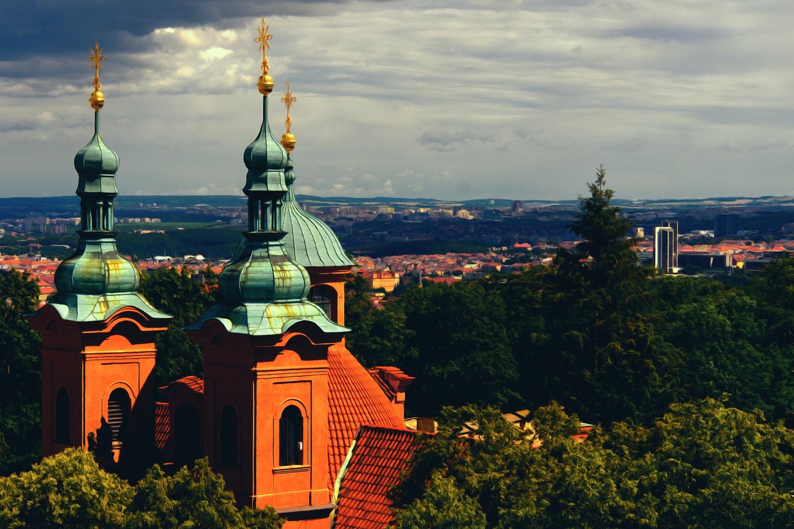 Prag - Goldene Stadt