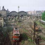 Prag Hauptbahnhof 1974