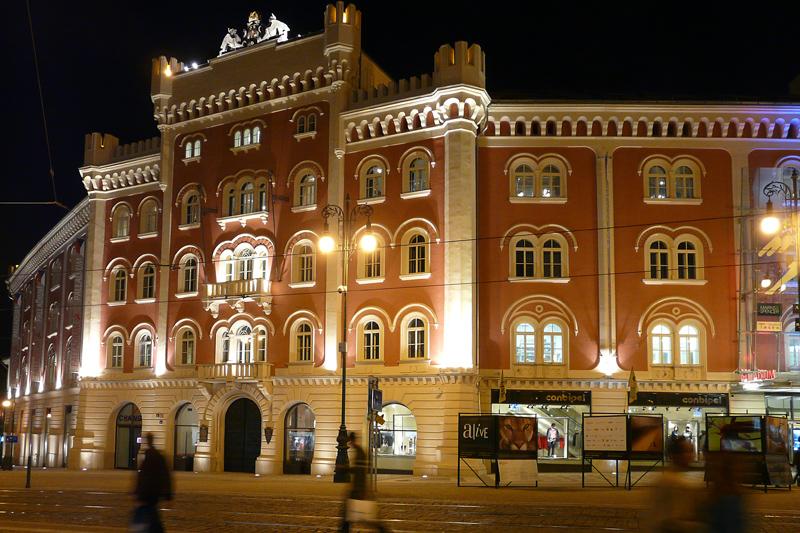 Prag - Haus der 200 Shops