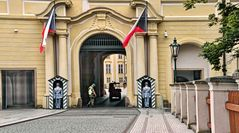 PRAG   -  Hradschin -