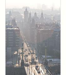 Prag im Gegenlicht
