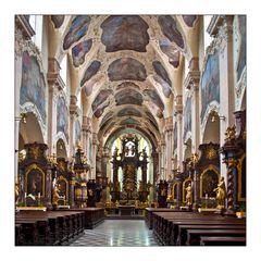 Prag-Kloster Strahov