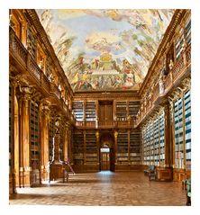 Prag-Kloster Strahov Bibliothek