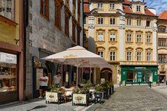 Prag nostalgische Altstadt 2020