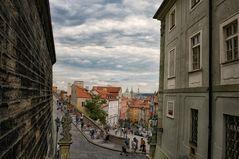 Prag nostalgische Altstadt