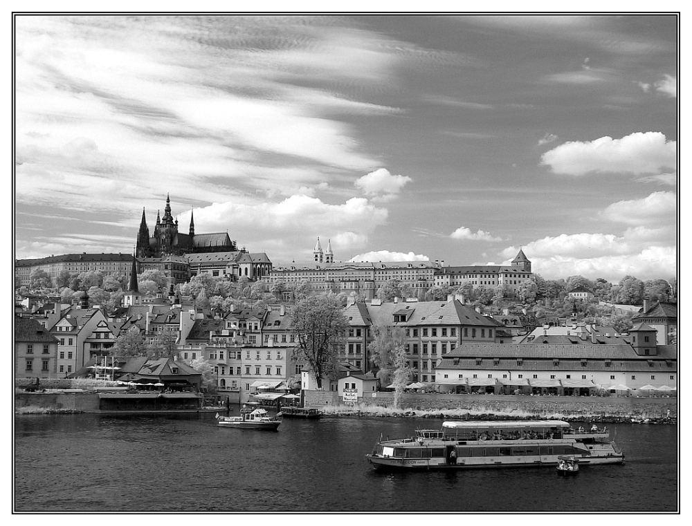 Prag - Prague - Praha - III