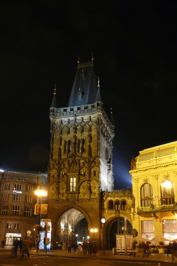 Prag - Pulverturm
