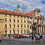 PRAG - Spaziergang durch die Altstadt -