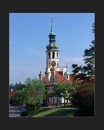 Prag St. Loreto bei Tag