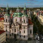 PRAG - St. Nikolaus-Kirche (Altstädter Ring)