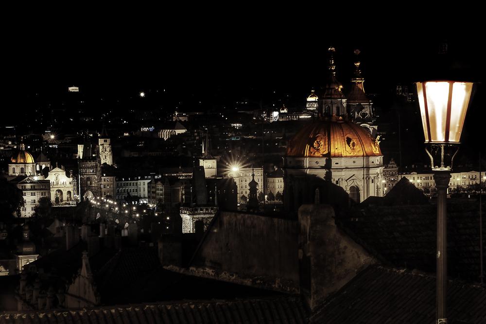 Prag, Stadt der goldenen Dächer