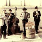 Prag, Straßenmusikanten