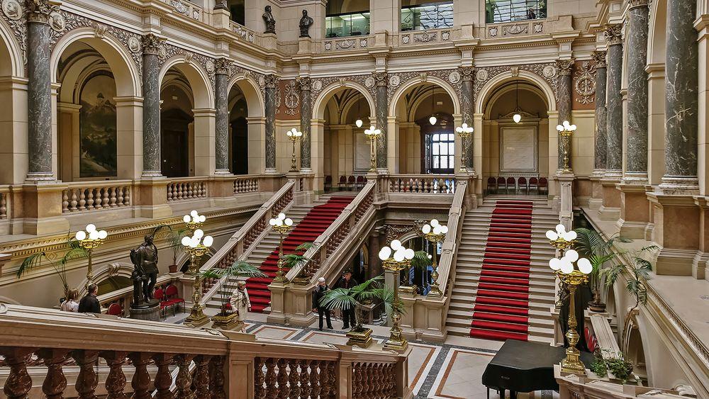 PRAG - Tschechisches NATIONALMUSEUM