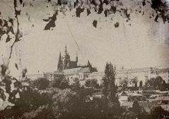 Prag, wie vor 100 Jahren