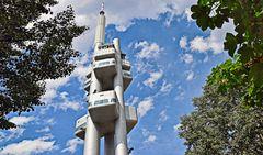 PRAG -  Zizkov Televison Tower -