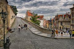 Prag zur Altstadt
