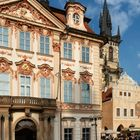 Praga, Piazza del municipio