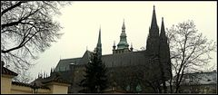 Praga..misteriosa..inquietante e  sempre affascinante