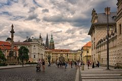 Prager Burg  2020