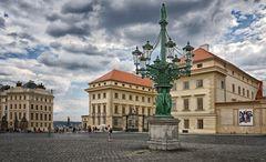 Prager Burg antik