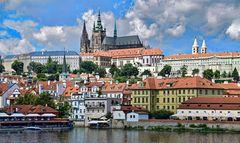 Prager Burg  - Pražský hrad -