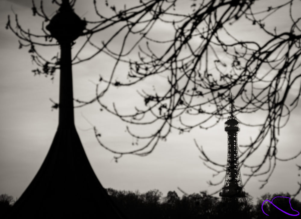 Prager Eiffelturm