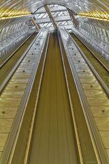 Prager Metrostation - Invalidovna