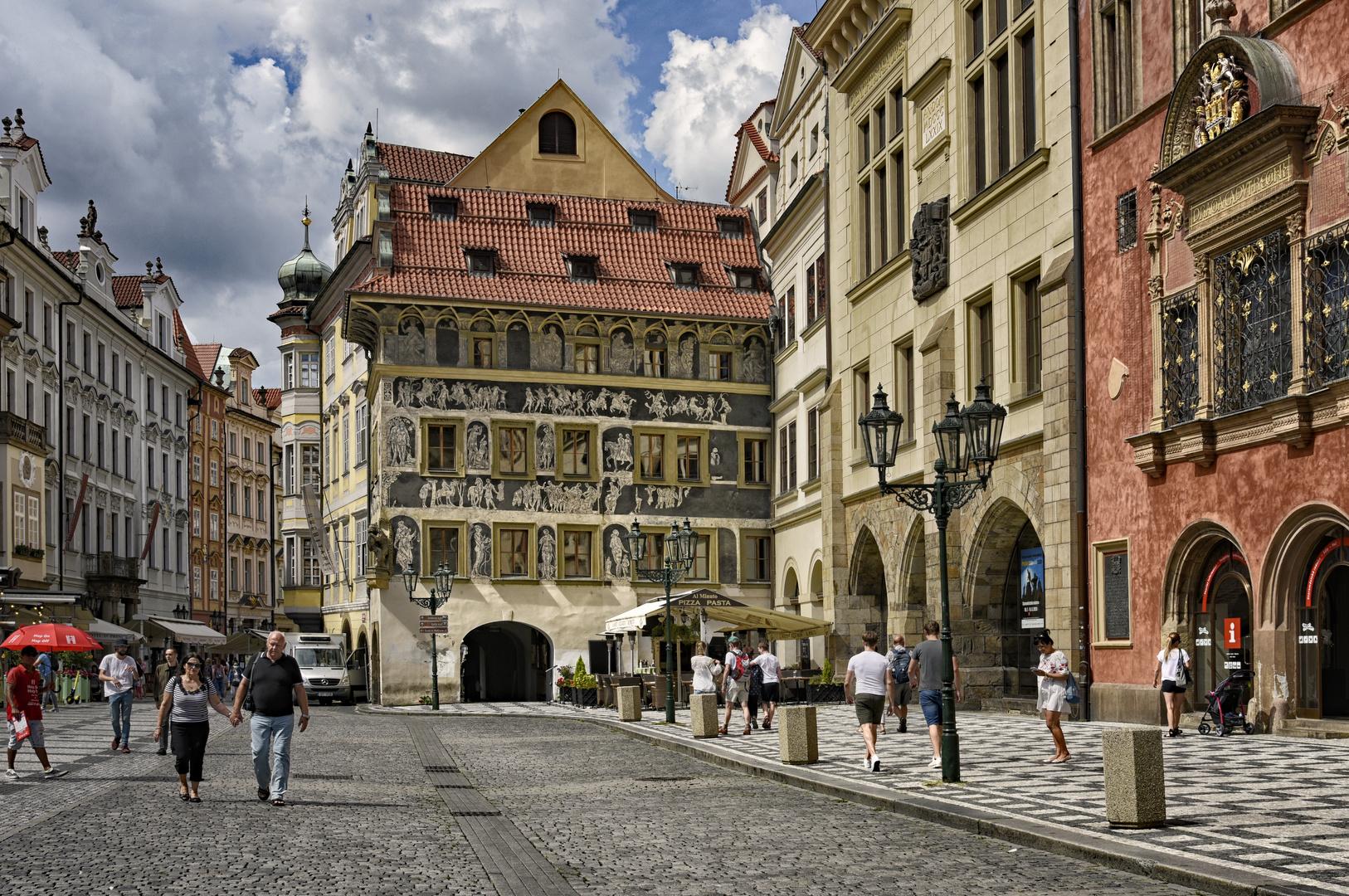 Prager Ring Tschechien Prag